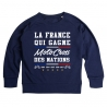 Sweat enfant La France MXDN