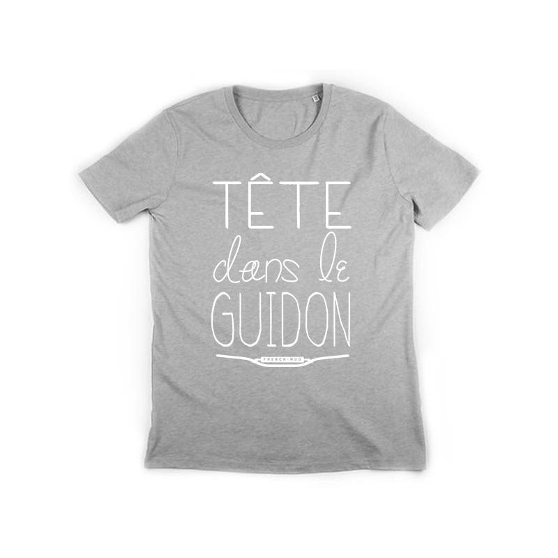 Tshirt Tete dans le Guidon