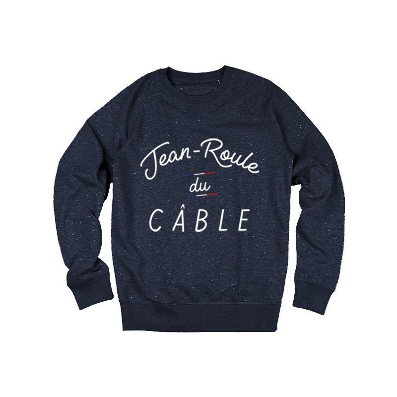 Sweat Jean-Roule Du Cable