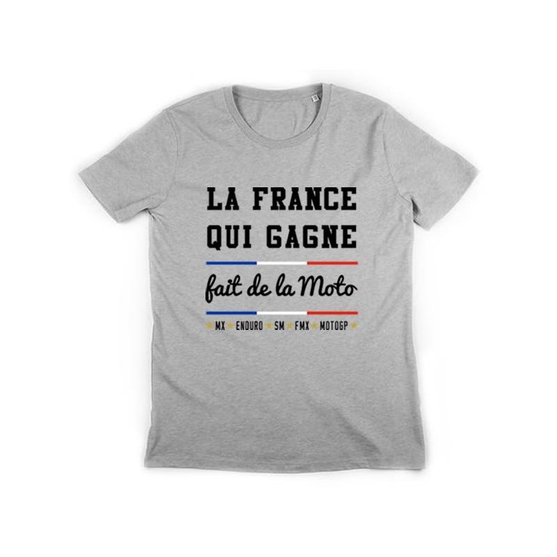 Tshirt La France qui Gagne