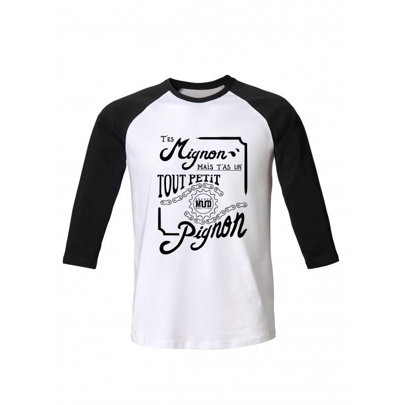 Tshirt ML Mignon Pignon