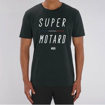 """TSHIRT """"SUPER MOTARD"""" Homme"""