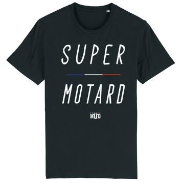 TSHIRT Unisexe SUPER MOTARD