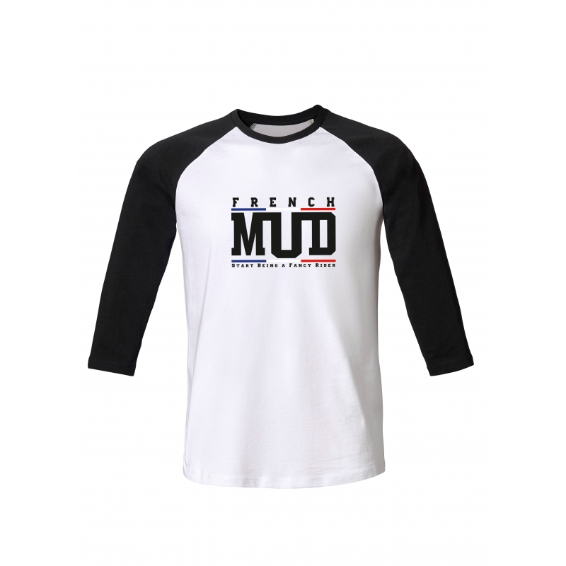 Tshirt ML French-Mud Officiel