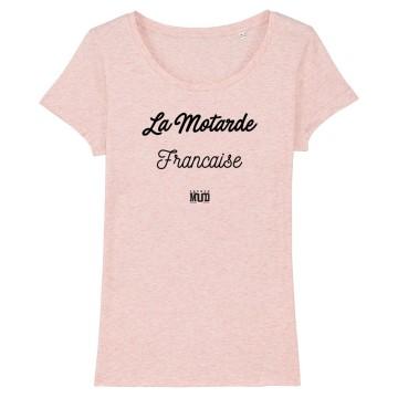 TSHIRT Femme LA MOTARDE FRANcAISE