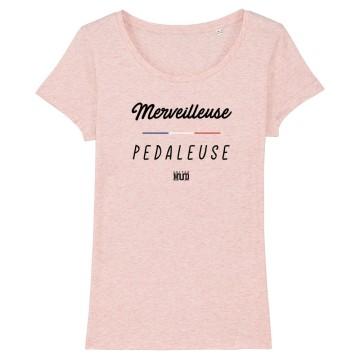 TSHIRT Femme MERVEILLEUSE PEDALEUSE