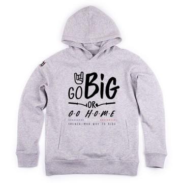 Hoodie enfant Go Big