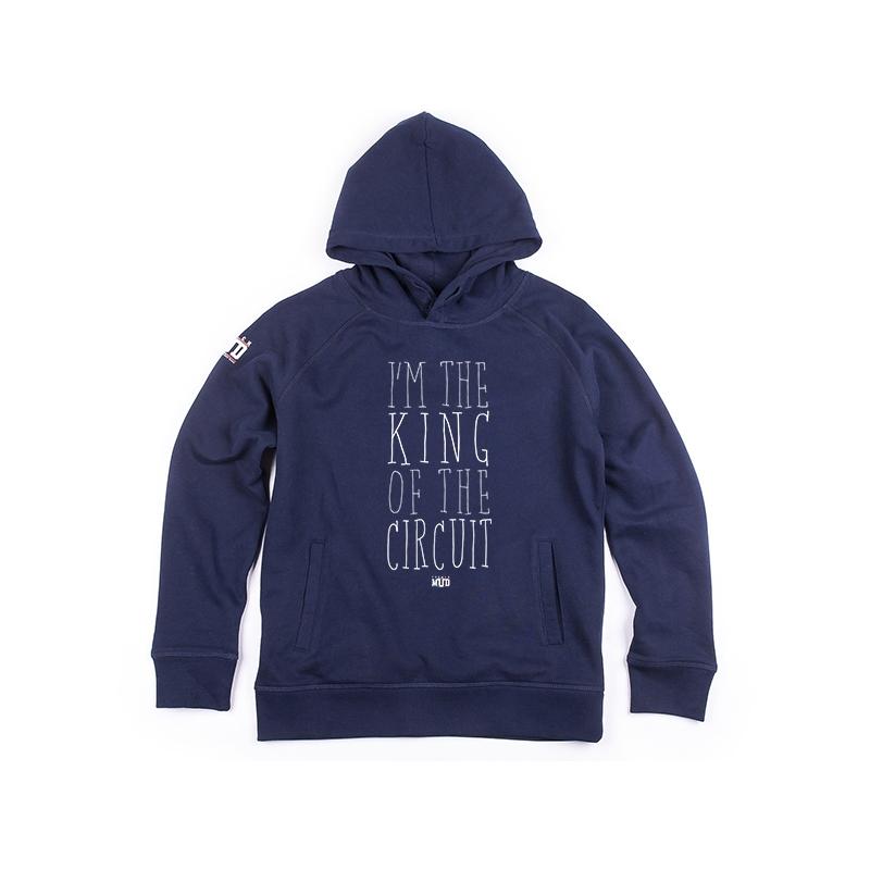 Hoodie enfant King of the Circuit