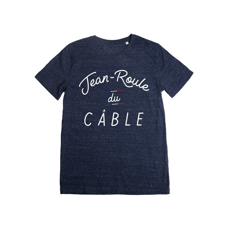 Tshirt Jean Roule du Câble