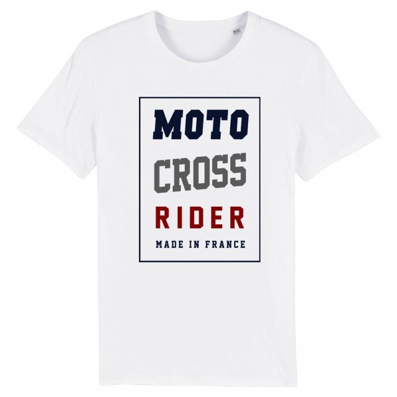 TSHIRT Enfant MOTO CROSS RIDER