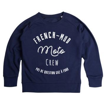 Sweat enfant Moto Crew