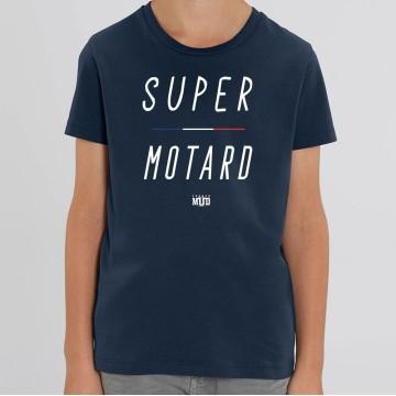 TSHIRT Enfant SUPER MOTARD