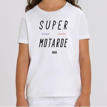 TSHIRT Enfant SUPER MOTARDE