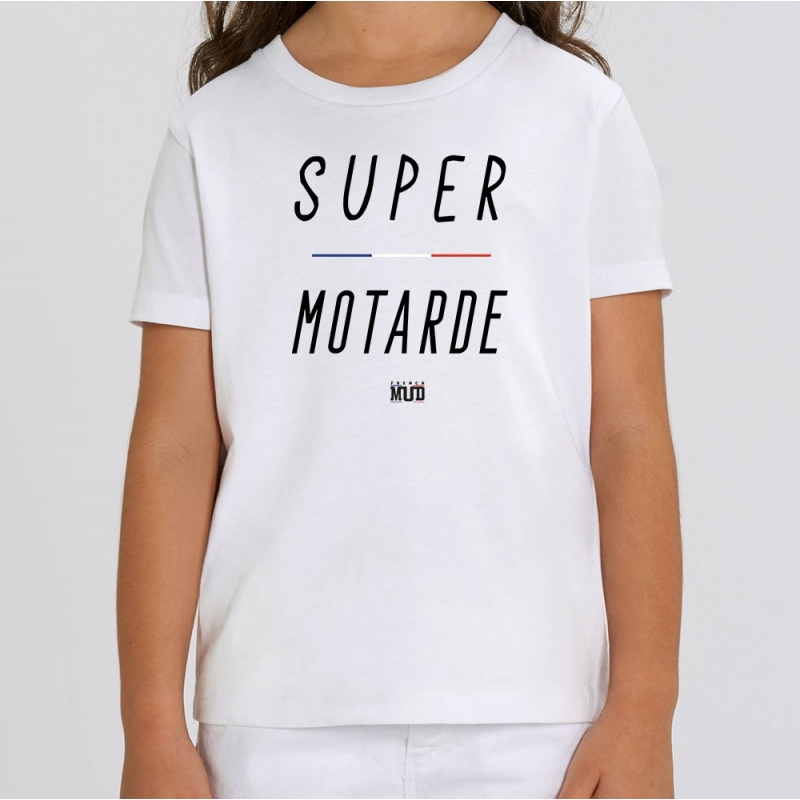 TSHIRT Enfant SUPER MOTARDE