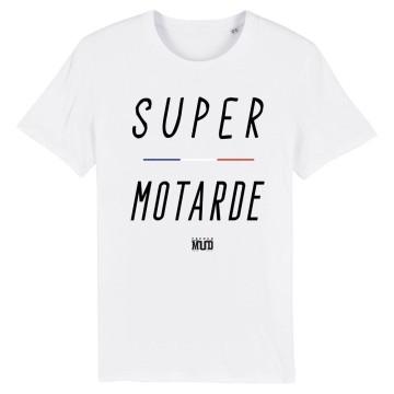 """TSHIRT """"SUPER MOTARDE"""" Enfant"""