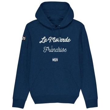 "HOODIE ""LA MOTARDE FRANCAISE"" Femme"