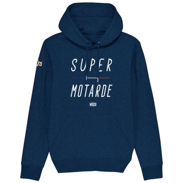 HOODIE Unisexe SUPER MOTARDE