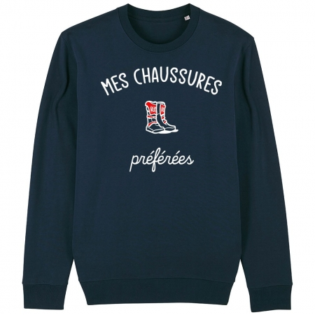 SWEAT Unisexe MES CHAUSSURES PREFEREES
