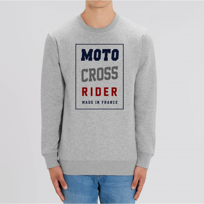 SWEAT Unisexe MOTO CROSS RIDER