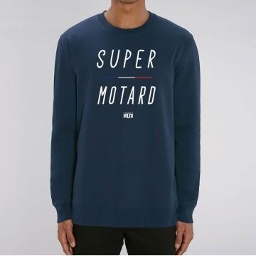SWEAT Unisexe SUPER MOTARD