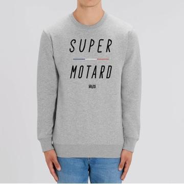 """SWEAT """"SUPER MOTARD"""" Homme"""
