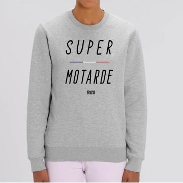 """SWEAT """"SUPER MOTARDE"""" Femme"""