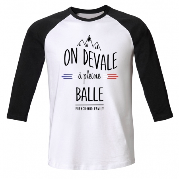 Tshirt ML Femme On Devale