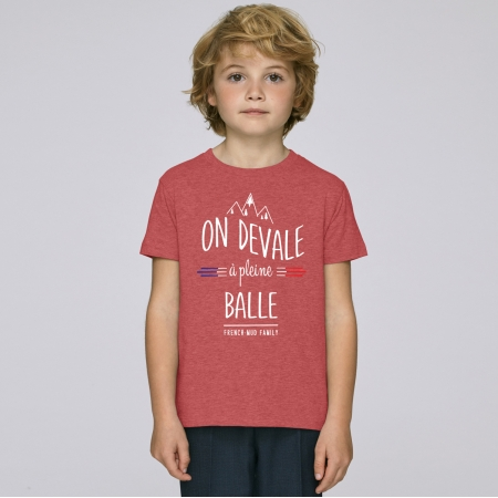 Tshirt Enfant On Devale