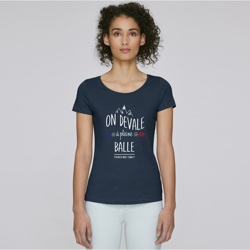 Tshirt Femme On Devale