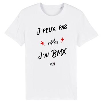 TSHIRT Enfant JE PEUX PAS J'AI BMX