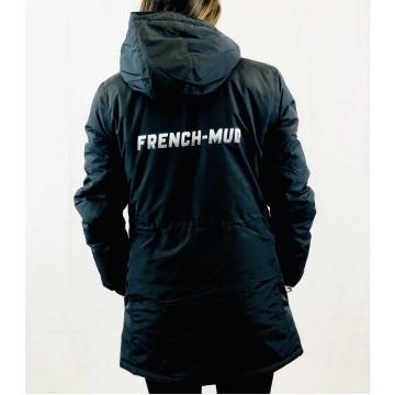 Parka Femme de Guerrière French-Mud