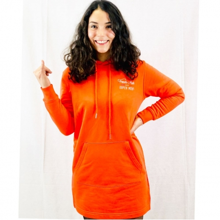 Sweat Robe Capuche de Super Meuf