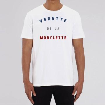 Tshirt Vedette de la Mobylette