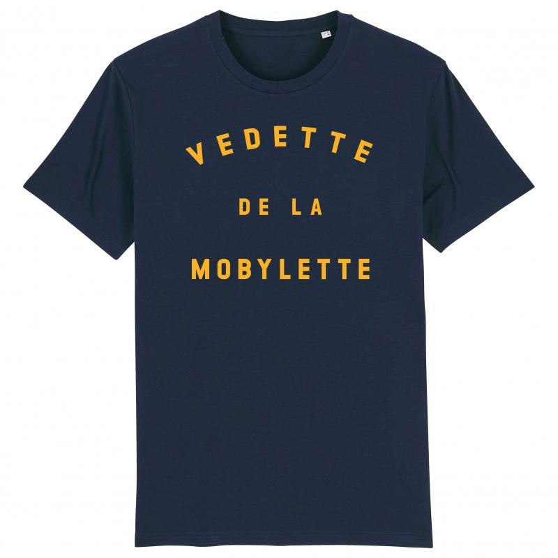 Tshirt Unisexe Vedette de la Mobylette