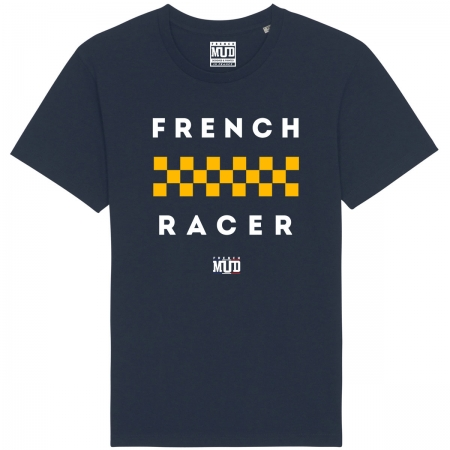 "Tshirt Bio ""French Racer"""