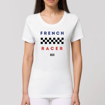 "Tshirt Femme Bio ""French Racer"""