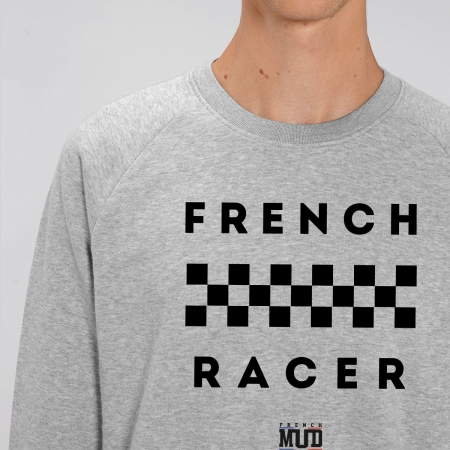 """Sweat Homme Bio """"French Racer"""""""