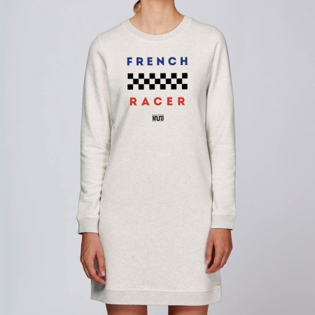 "Robe Sweat Bio ""French Racer"""