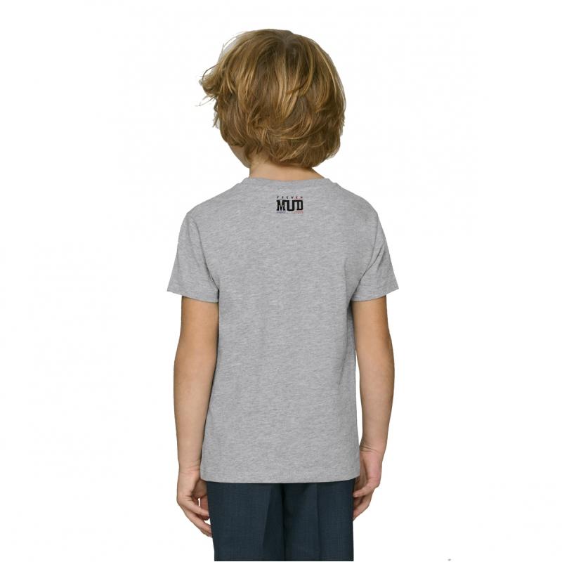 Tshirt Enfant Appuie sur le Champignon