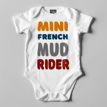 "Body Bio ""Mini French Mud Rider"""