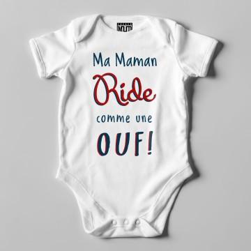 """Body Bio """"Ma Maman Ride comme une Ouf"""""""