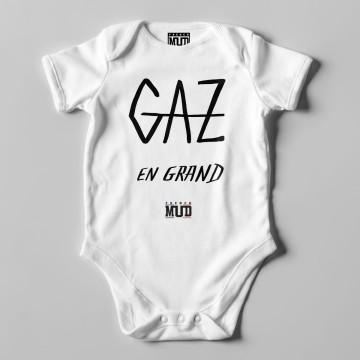 "BODY ""GAZ EN GRAND"" Bebe BIO"