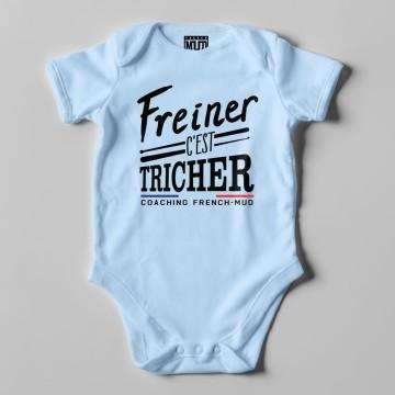 """Body Bio """"Freiner c'est tricher"""""""