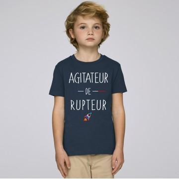 Tshirt Enfant Agitateur de Rupteur