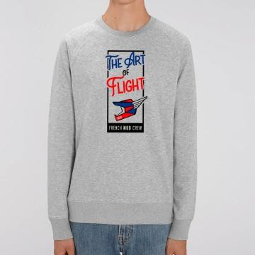 "SWEAT ""THE ART OF FLIGHT"" Homme BIO"