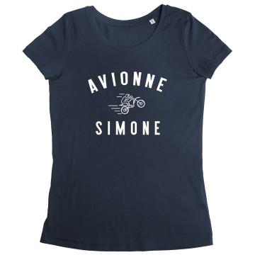 Tshirt Femme Avionne Simone