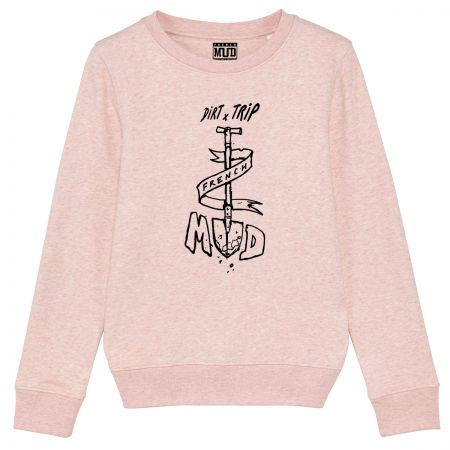 "Sweat Enfant Bio ""Dirt Trip"""