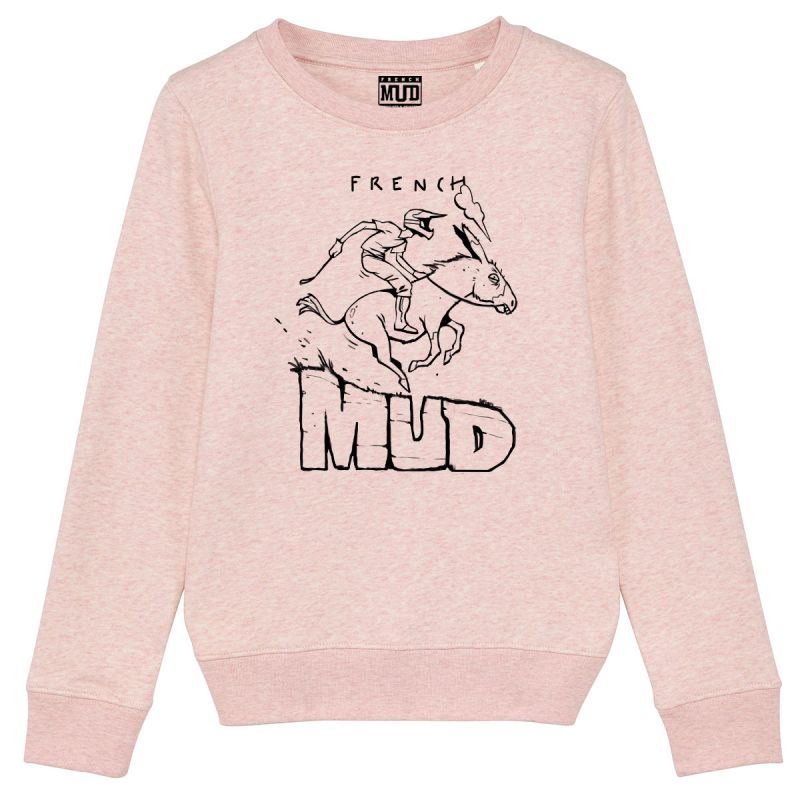 "Sweat Enfant Bio ""Cravache"""