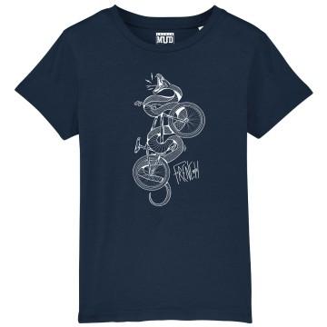 Tshirt Virus BMX Enfant