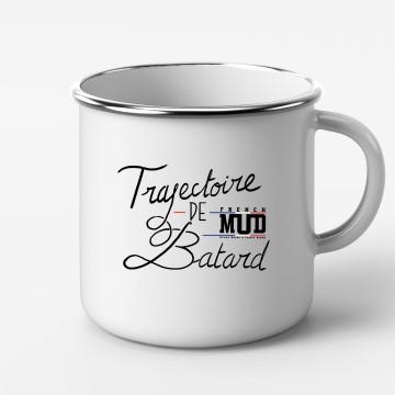 "Mug Metal ""Trajectoire de Batard"""